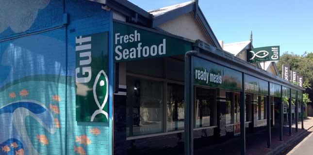 Gulf Seafoods