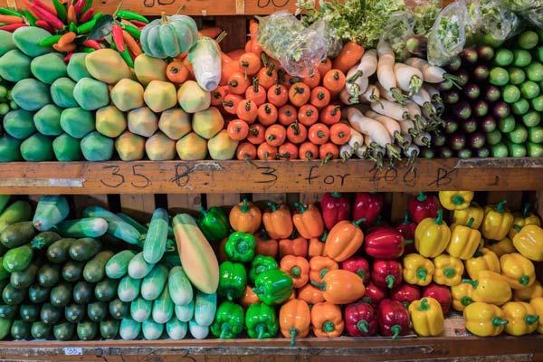 DJ's Wholesale Fruit Market