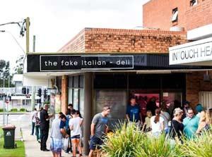 The Fake Italian Deli