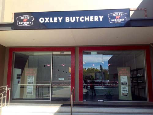 oxley butchery